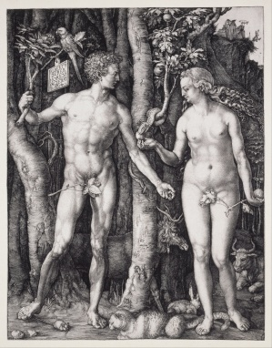 Albrecht_Dürer_-_The_Fall_of_Man_(Adam_and_Eve)_-_Google_Art_Project