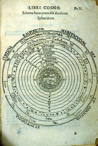 Peter Apian, Cosmographia (Antwerp, 1540)