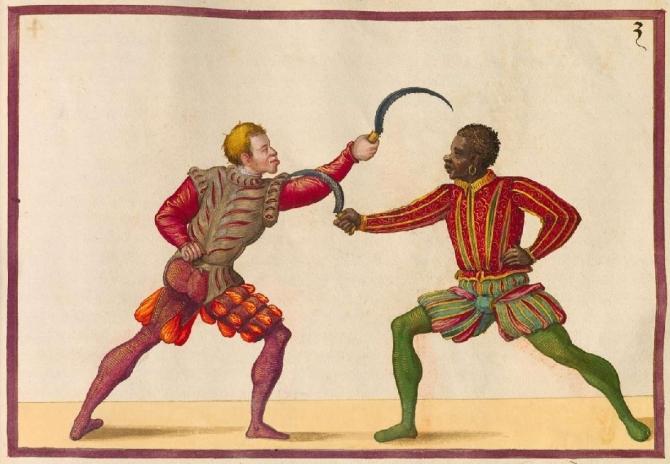 Arte-de-Athletica-A-Duel-with-Two-Sickles