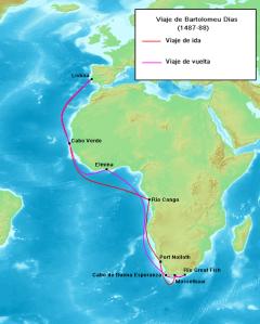 Bartolomeu_Dias_Voyage