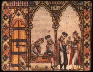 Medieval-Jewish-moneylenders